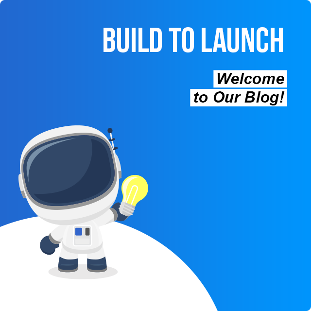 "Introducing ""Build to Launch"" a blog from Binho!"