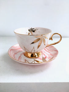 Tea Cup by Fashionably High