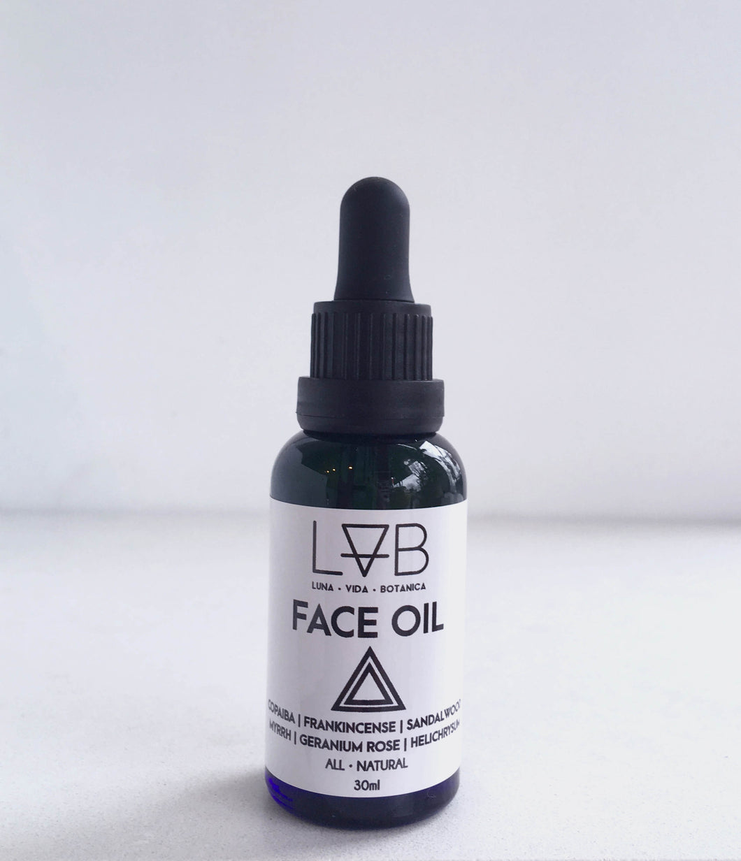 Face Oil by LVB