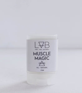 Muscle Magic by LVB