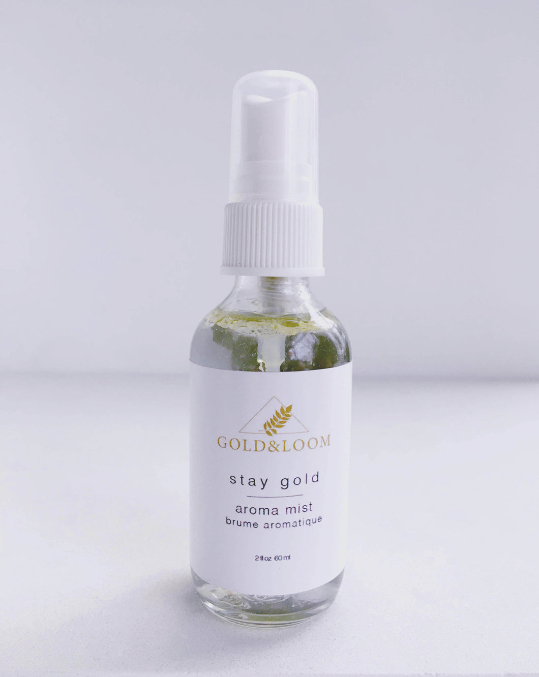 Aroma Mist - Stay Gold by Gold & Loom