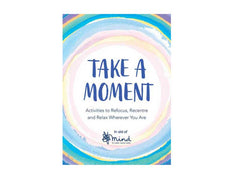 take a moment book