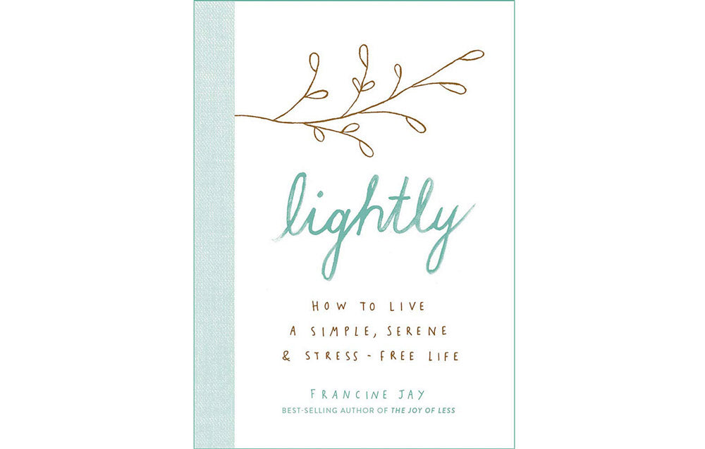 Lightly Book by Francine Jay