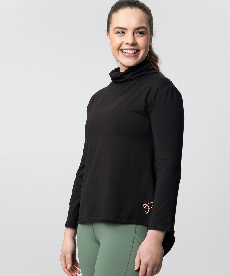Boudavida Breathe Sweatshirt Black
