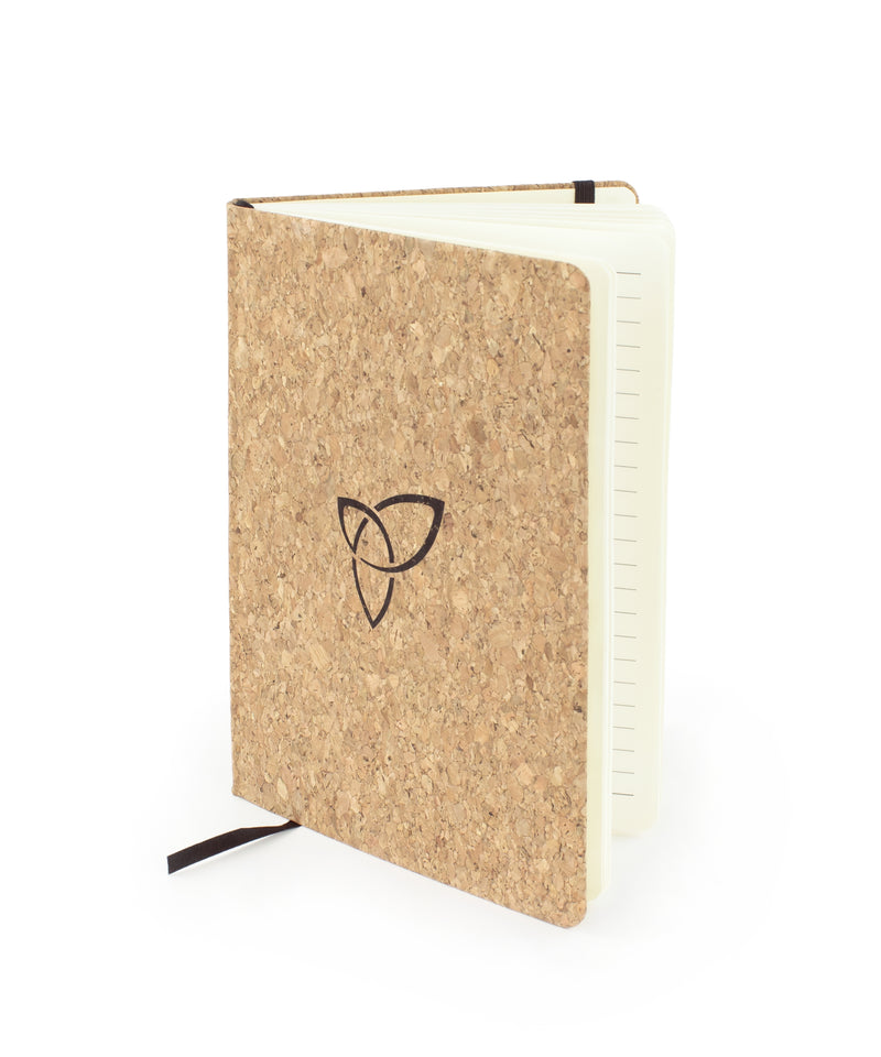 Boudavida A5 Cork Notebook