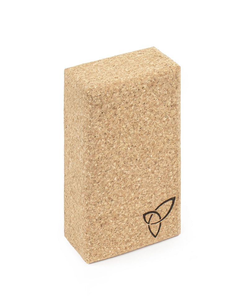 Boudavida Cork Yoga Block