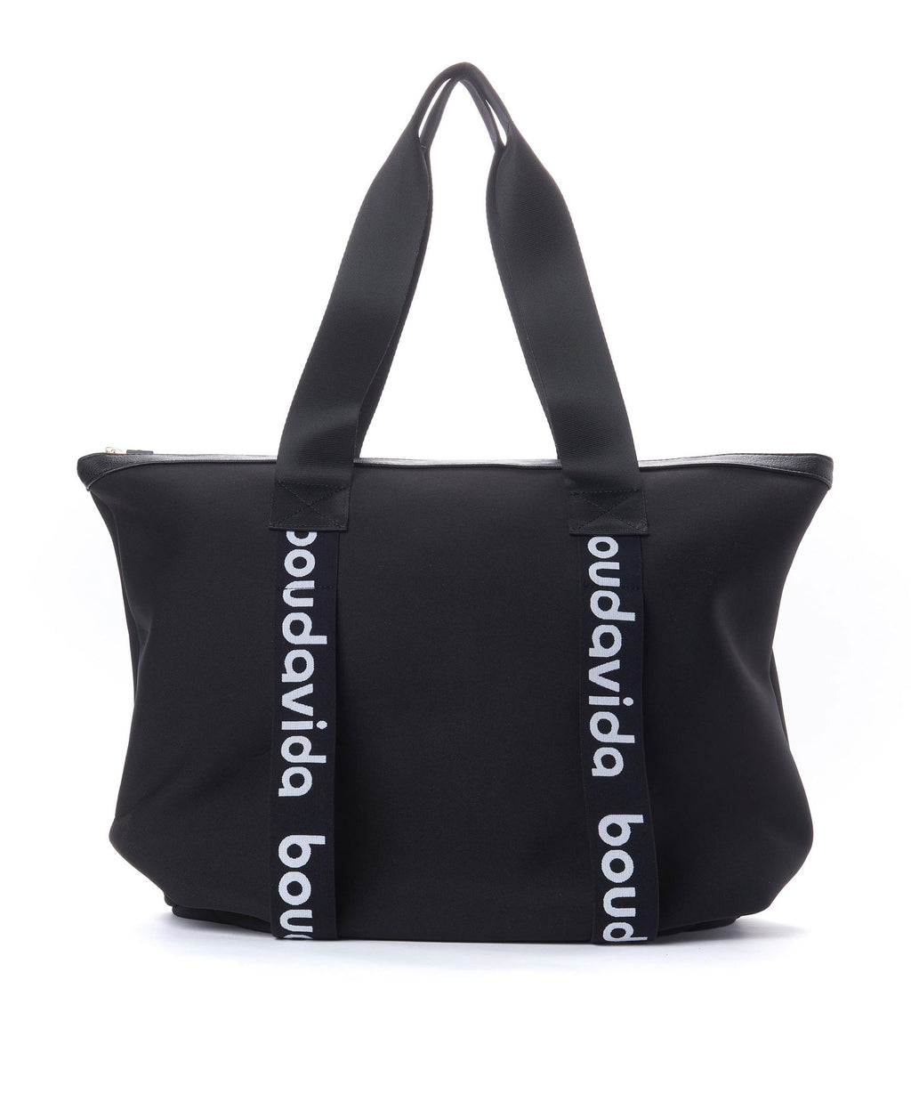 Boudavida Cushty Gym Bag Black