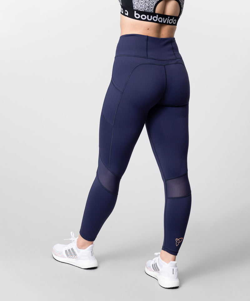 Boudavida Women's MVP Leggings Navy