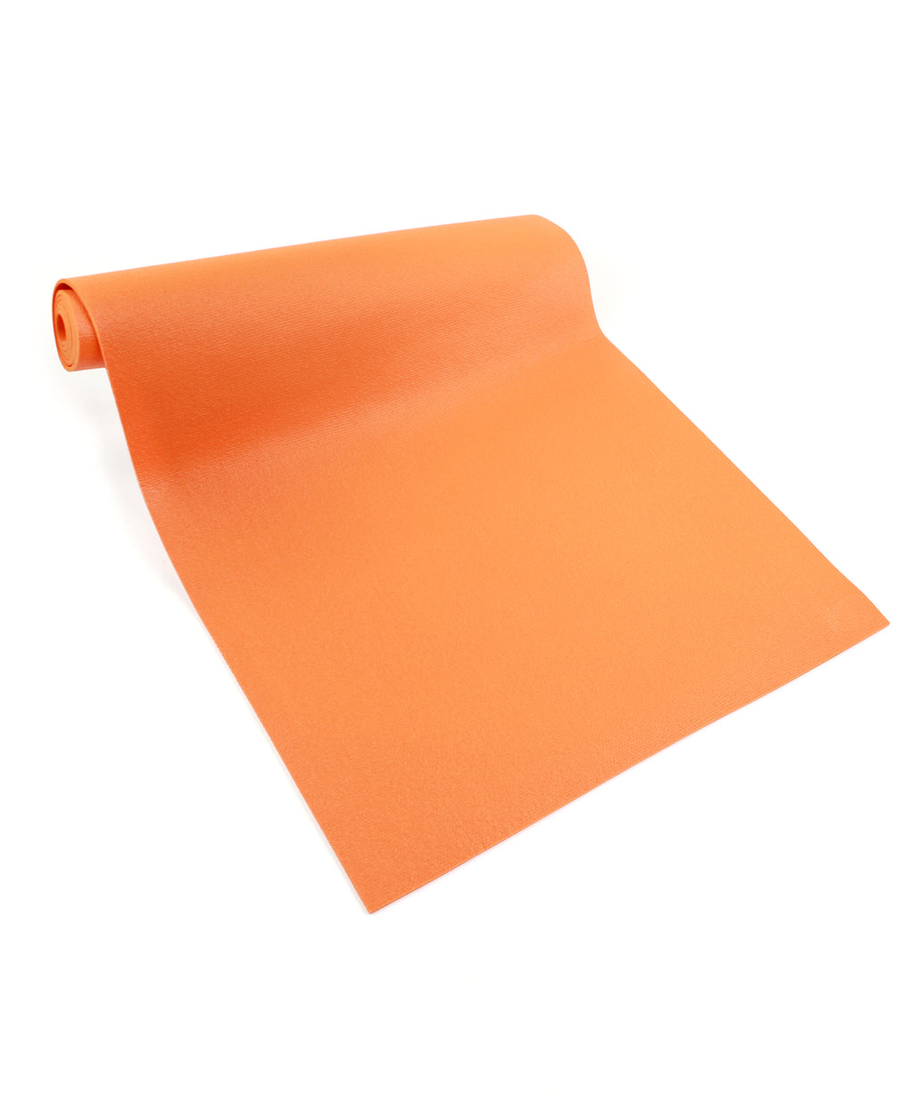 Boudavida Yoga Mat Orange