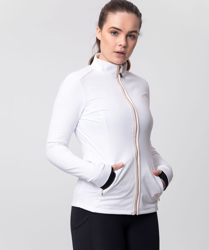 Boudavida Resolve Jacket White