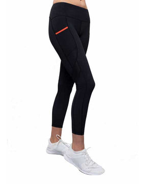 Kinetic leggings II in black
