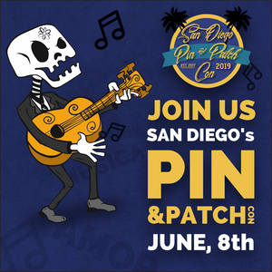 Pin and Patch Con 2019