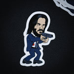 John Wick Sticker