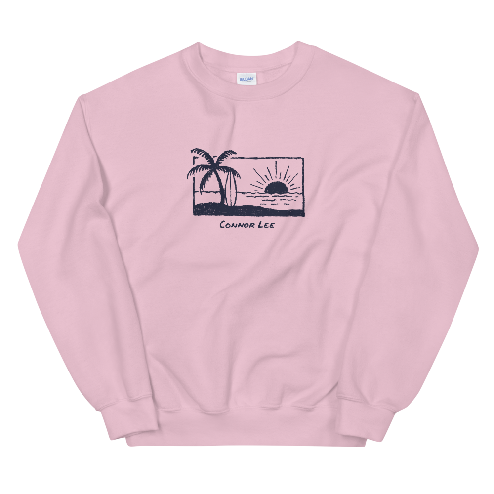 Connor Florida Theme Sweatshirt
