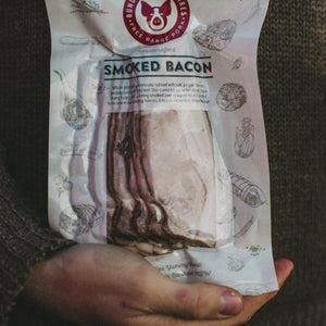 Smoked Bacon - Nitrate Free (200g)
