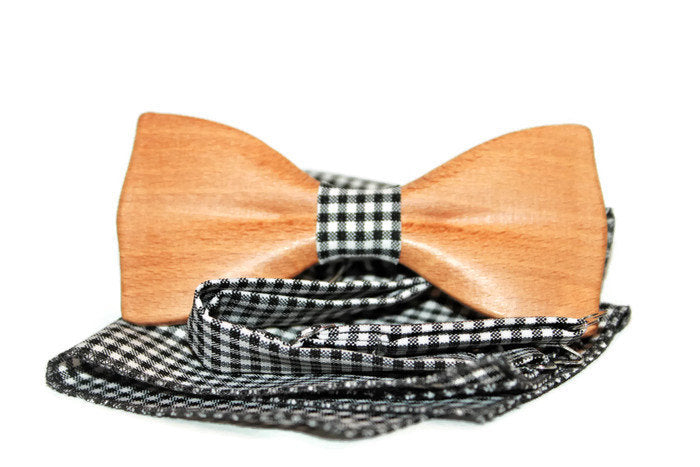Big Bow tie - Oversized Bow tie - black bow tie - unique black bow tie – butterfly - bowtie Groom bowtie