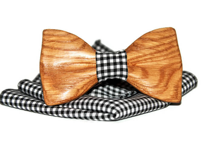 Handmade Wooden bow Tie. Wood bow tie. Bowtie. Wood bowtie. Wooden gift.