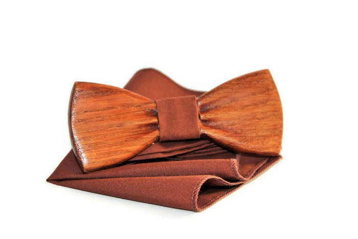 Gift for Him Bow Tie Brother Gifts for Men Gifts for Boyfriend Gift Grandfather Gift Husband Gift Wooden bow tie