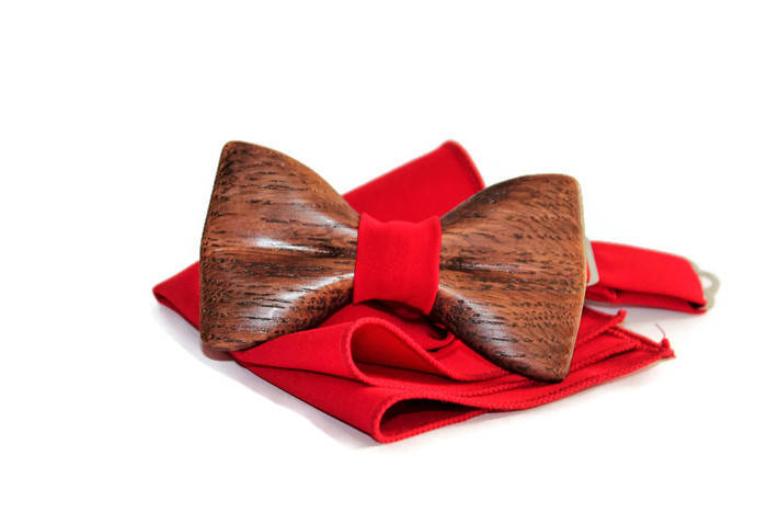 Brother Gift | Mens Gift for Him | Brother Birthday Gift | Bow tie for Brother | Bow Tie | Boyfriend Bow Tie | Wooden Bow tie