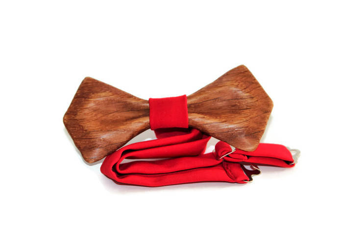 Girl's bow tie Girls bowtie Girl Gift Wooden gift for her Girl tie Girl bow tie Wood tie Wooden gift Bowtie Wood bowtie Wooden bowtie Tie