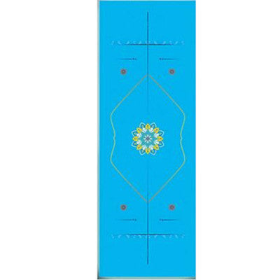 New Issue Symmetrical Style Yoga Mat Towel Sport Fitness Gym Exercise Pilates Workout Portable Training Cover Blanket Sof Towel - yogaafford
