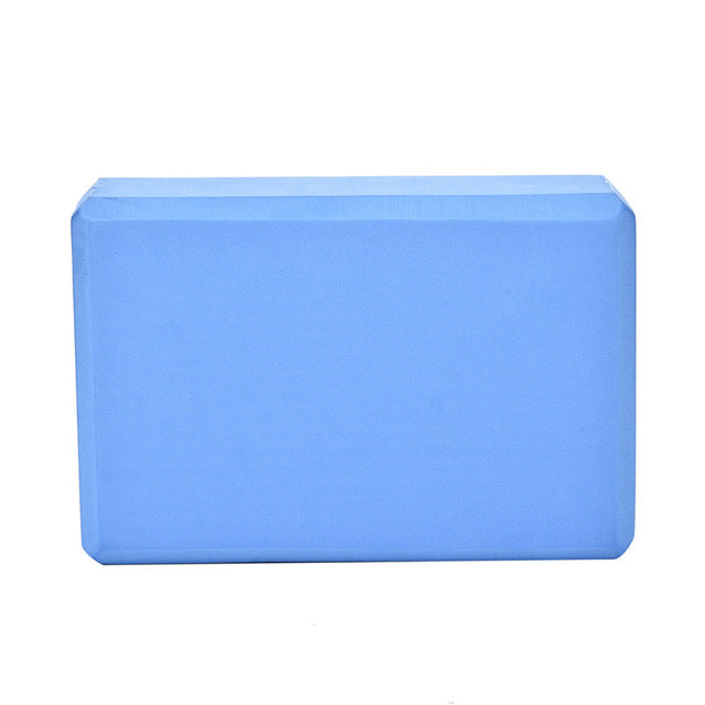 High-density EVA Yoga Block Gym Pilates Foam Home Exercise Workout Stretching Sport Body Shaping Training Fitness Equipment - yogaafford