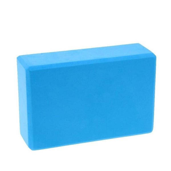 Women Exercise Fitness Sport  Yoga Props For Exercise Fitness Sport Yoga Block Foam Brick Stretching Aid Gym Pilates LM43 - yogaafford