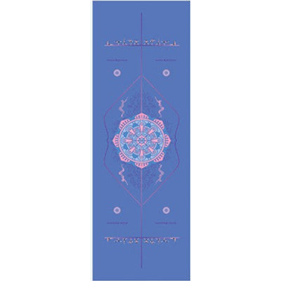 Colorful Print Yoga Mat Towel - yogaafford