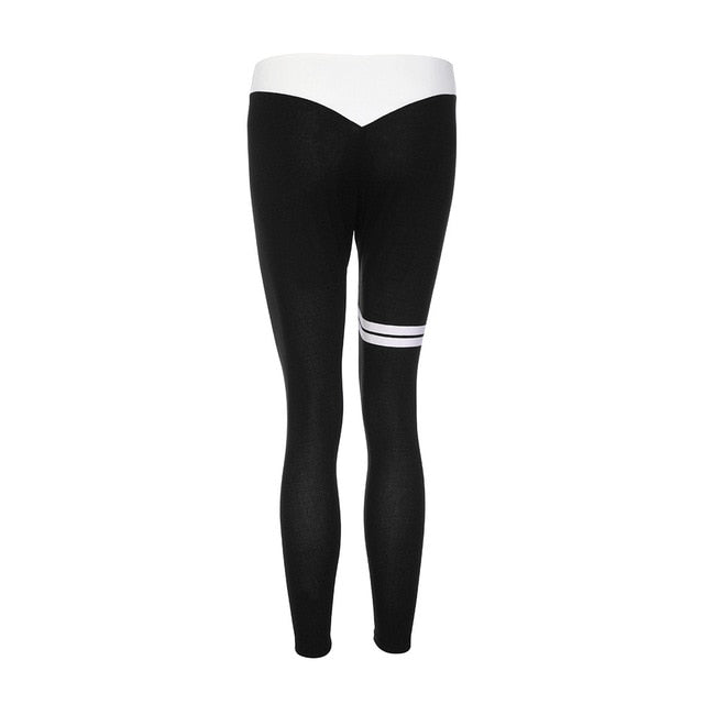 Women's High-Waist Fitness Leggings - yogaafford