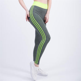 Latest Sport Leggings with High Waist - Check Out Gym Clothes & Training with Amazing Tights Leggings Fitness Yoga Pants - yogaafford