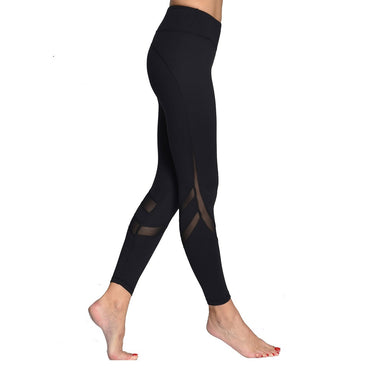 Fitness Yoga Sports Leggings For Women Sports Tight Mesh Yoga Leggings Yoga Pants Women Running Pants Tights for Women