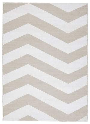 Coastal Indoor Outdoor 1 Taupe Rug