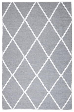 Coastal Indoor Outdoor 3 Grey Rug