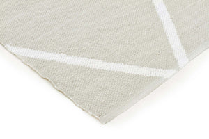 Coastal Indoor Outdoor 3 Taupe Rug