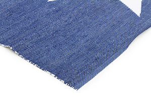 Coastal Indoor Outdoor 4 Navy Rug
