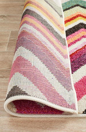 Gemini Modern 504 Multi Coloured Rug