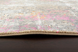 Medina Danica Transitional Rug Soft Pink