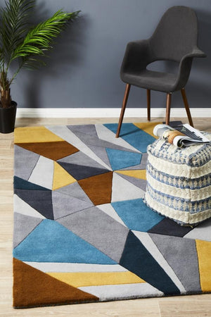 Matrix Pure Wool 902 Safari Rug