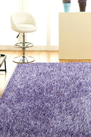 Orlando Collection Lilac Rug