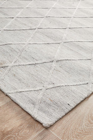 Visions Winter Silver Styles Modern Rug