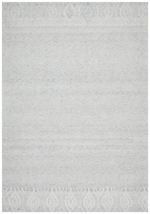 Visions Winter Ivory Sky Modern Rug