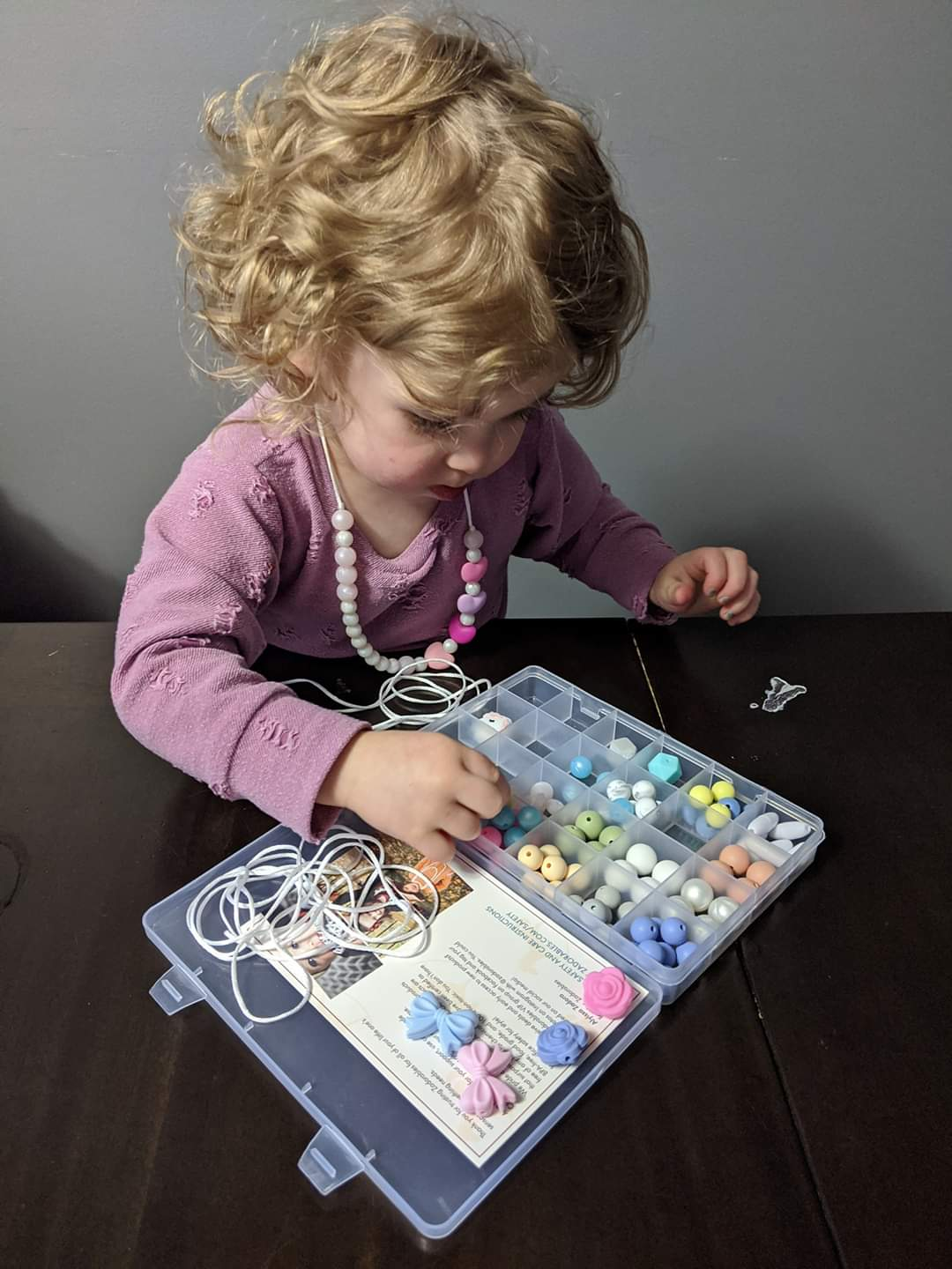 DIY Mini Necklace Kits