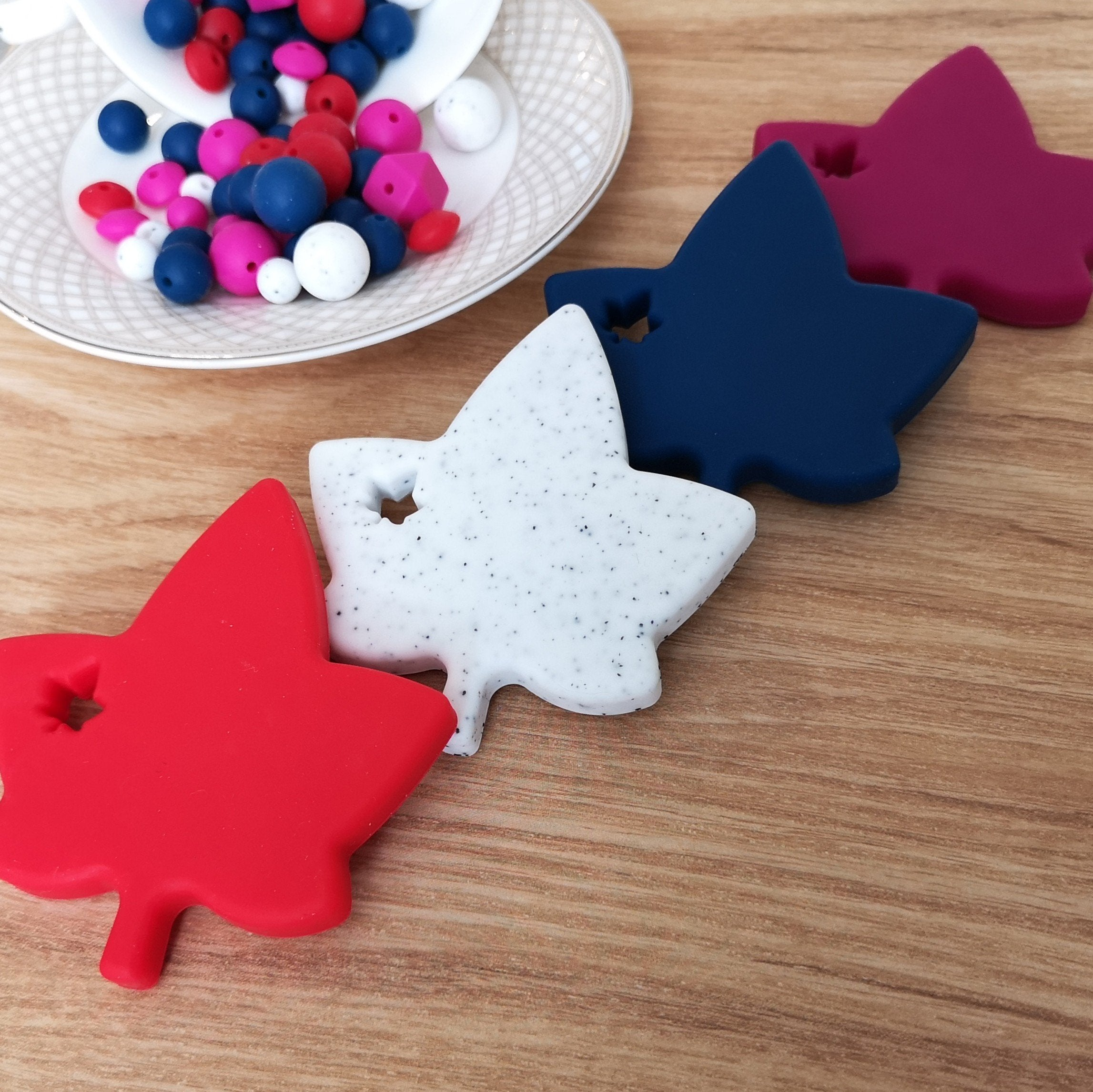 zadorables-2.myshopify.com Maple Leaf Teether in