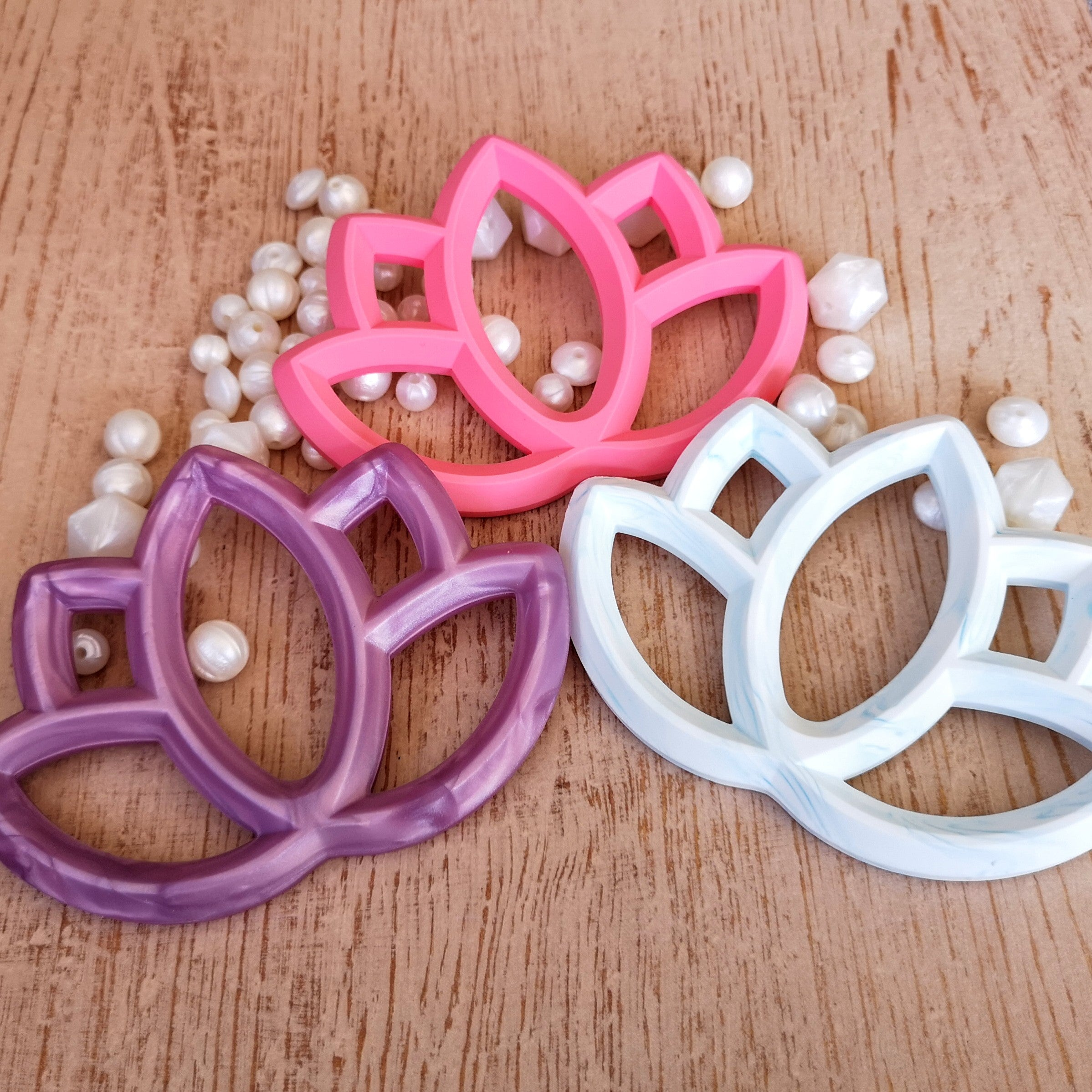 zadorables-2.myshopify.com Lotus Flower Teether in