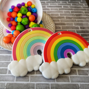 zadorables-2.myshopify.com Rainbow Teether in