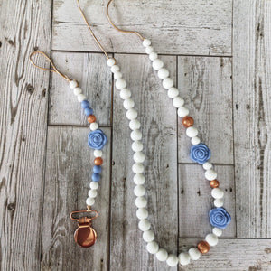 zadorables-2.myshopify.com Mommy & Me Necklace + Clip Set in