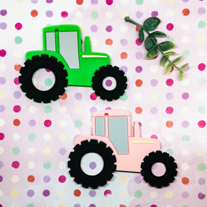 zadorables-2.myshopify.com Little Tractor Teether in