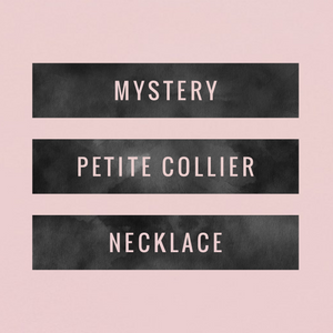 Mystery - Petite Collier