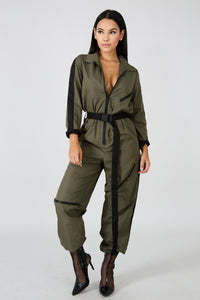 Dangerous Jumpsuit