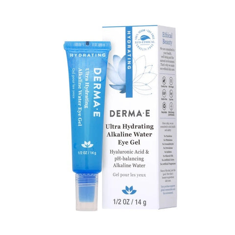 DERMA E - Ultra Hydrating Alkaline Water Eye Gel